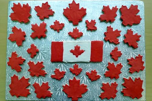 Canadian cookies