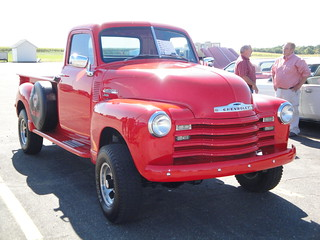 50 Chevrolet 3600 4X4 Pick-Up