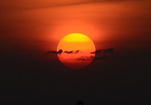 cloud sunrise hyderabad