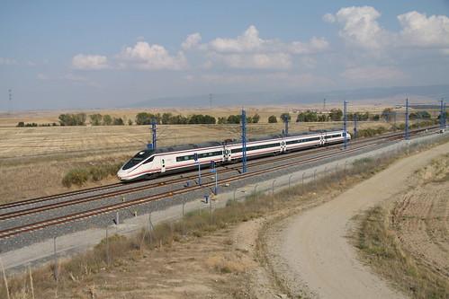 Tren Avant en las inmediaciones de Segovia