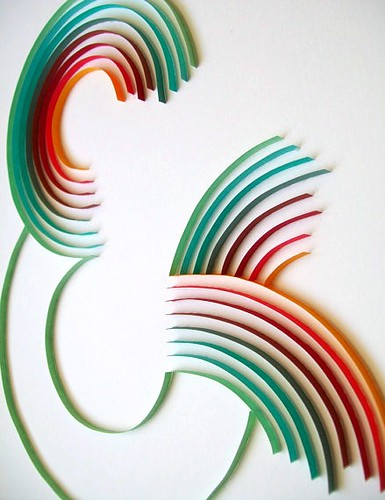 Paper Crafts And Art Quilled Wall Art By Melissa Van