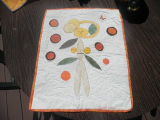 Placemat front from Karin
