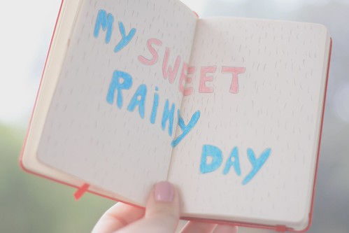 181/365 my sweet rainy day