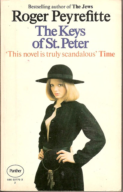 The Keys of St. Peter - Panther book cover