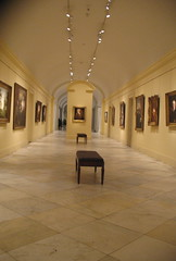 floor, art gallery, hall, building, museum, property, ceiling, interior design, lobby, flooring,