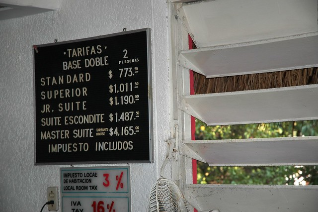 Hotel Los Flamingos, Acapulco, Mexico