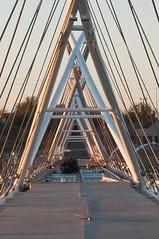 'A' Footbridge over Tempe Town Lake