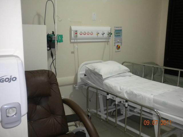 Visita ao Hospital de Câncer de Barretos