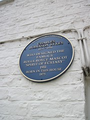 Photo of Blue plaque № 10731