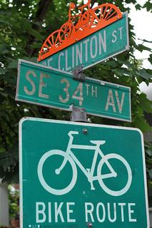 Clinton bikeway signage-4-4