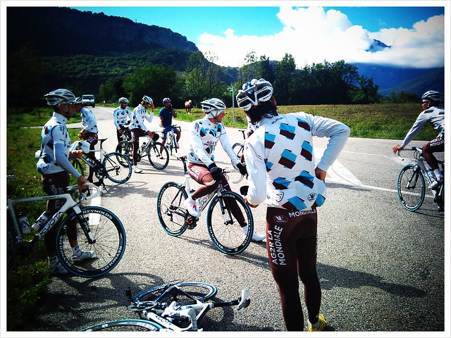 #DAILYTRAINING CAMP AG2R LA MONDIALE