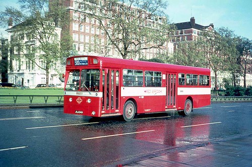 London Transport XMS4 JLA54D