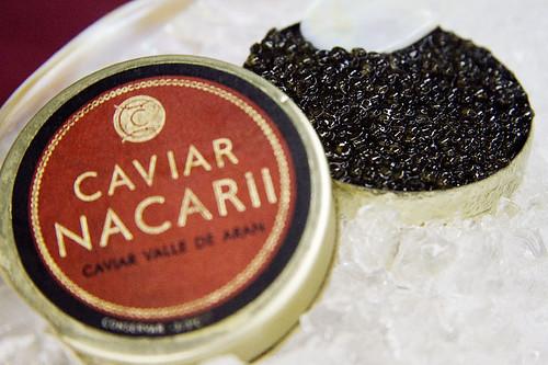 Caviar del Valle de Aran