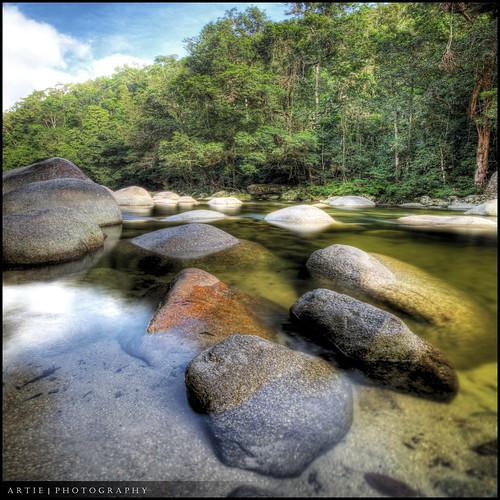 Mossman Gorge, Far North Queensland, Australia :: HDR