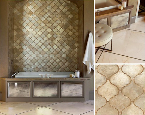 Bathroom Wall Inspiration The Style Files