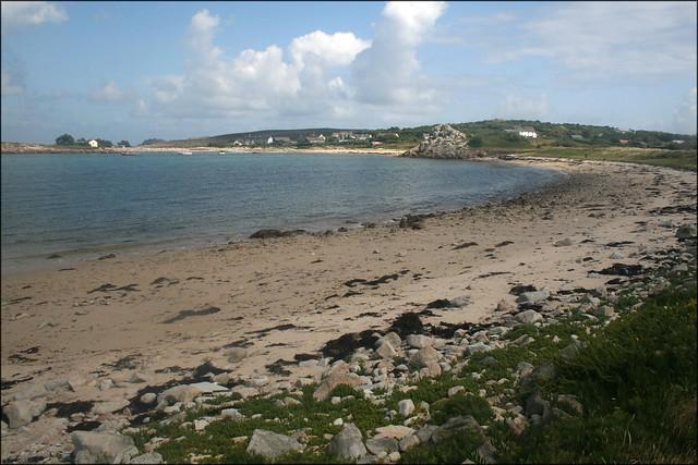 Popplestone Neck, Bryher, Isles of Scilly