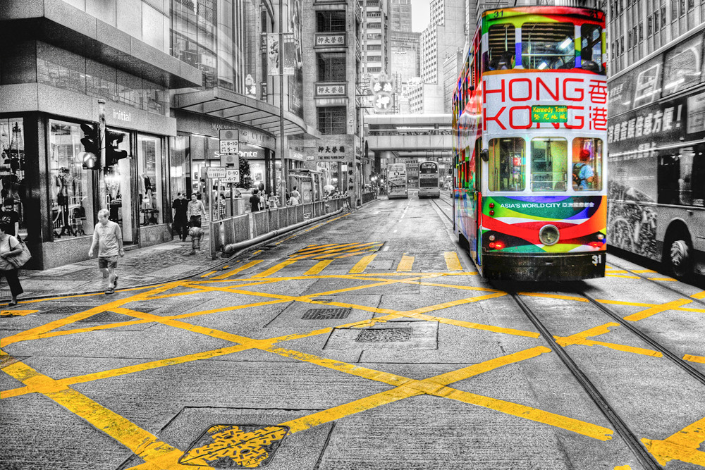 Hong Konga Gitmek İçin 7 Sebep