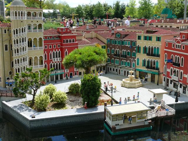 Platz in Venedig