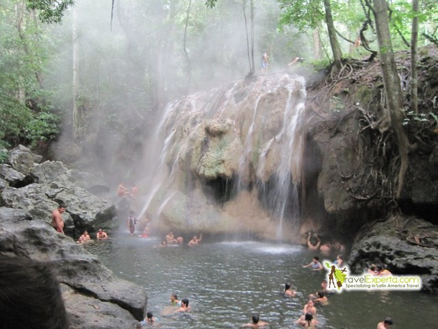 Places To Visit In Guatemala Natural Hot Springs