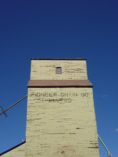 Mossleigh Grain Elevator