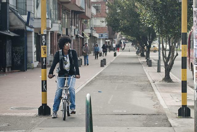 ¡Viva la bici!