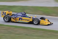 IndyCar Test July 28, 2011