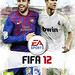FIFA 12 Spanish cover with Piqué and Alonso