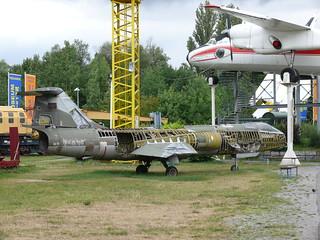 Starfighter und An-26