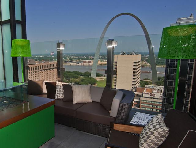 St Louis Hilton Frontenac Hotel
