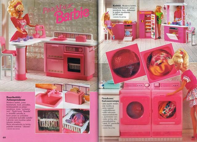 Barbie Kitchen Furniture Uk