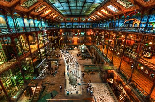 Muséum national d'Histoire naturelle in Paris