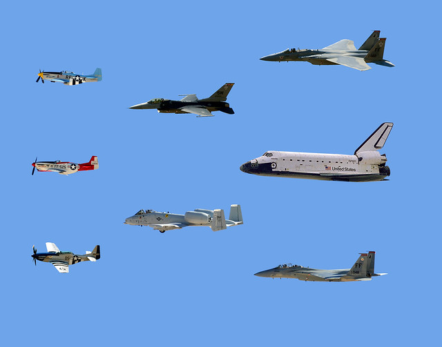 black military space shuttles - photo #20