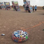 Cadillac Ranch 5, Amarillo, Texas