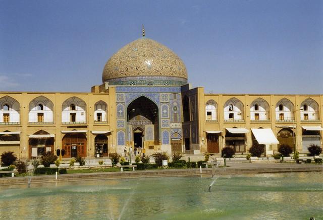 Esfahan, Masjed-e Sheikh Lotfallah