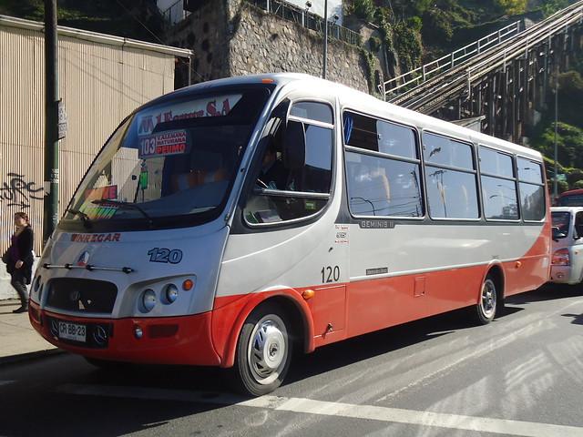 TMV 1 Fenur S.A. - Línea 103.-
