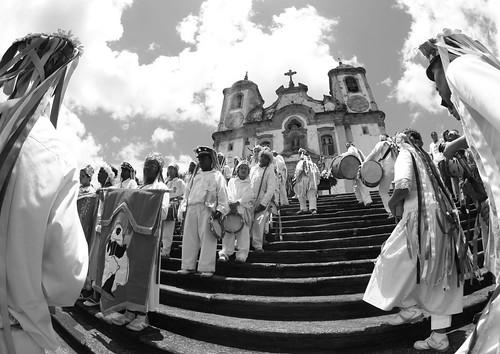 Reinado na Santa Efigenia