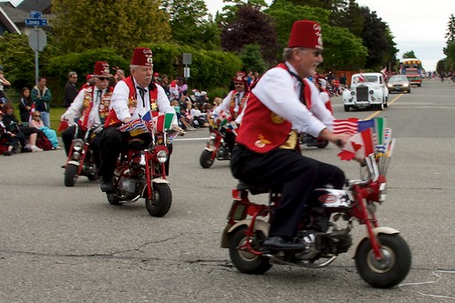Speeed Shriners