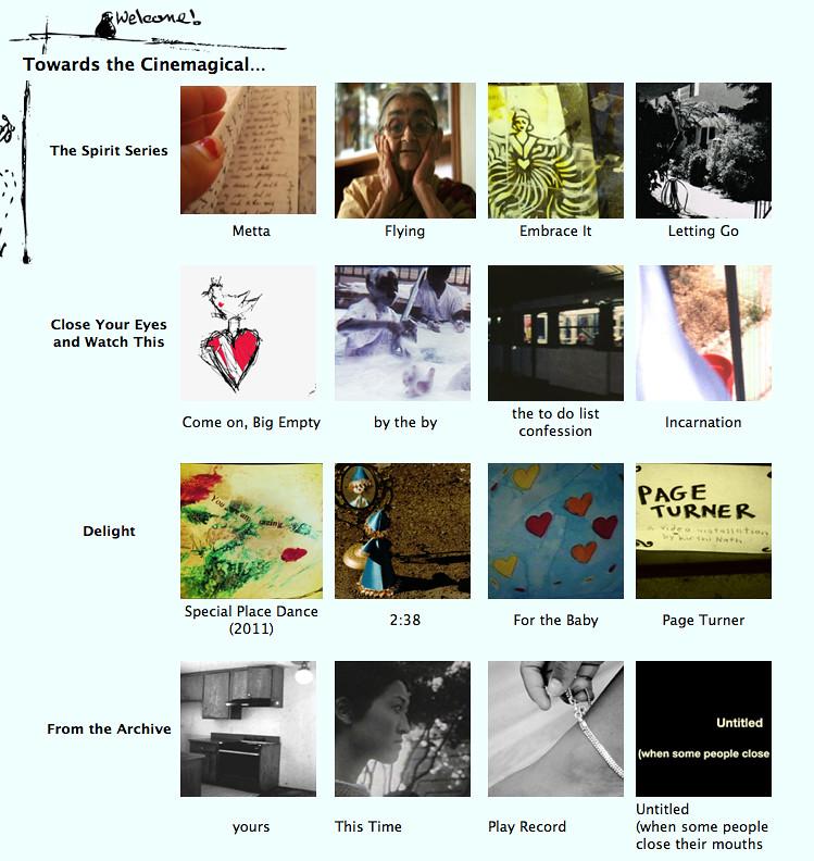 Kirthi's Films (7/3/11)