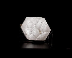 Playing with a Large Crystal and Remote Flash