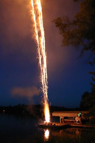 fireworks 4th