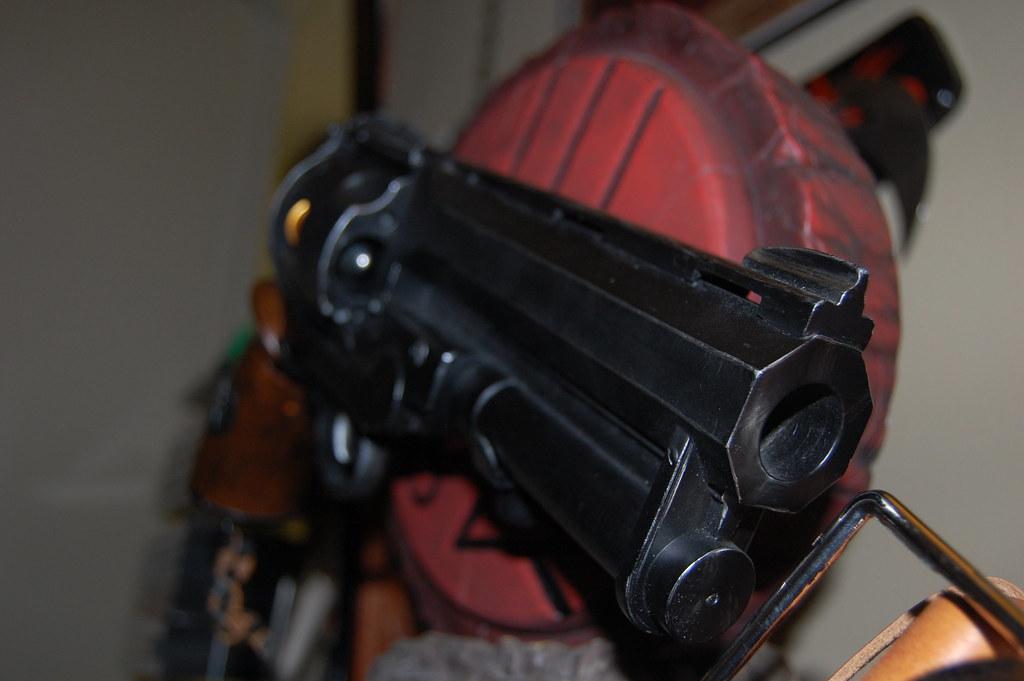 Hellboy Props