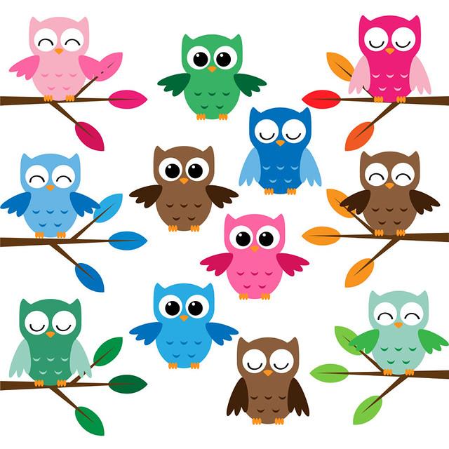 5918734879 1a91e252a2 z jpgCute Owl Clip Art