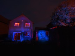 Home - light painting