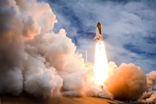 Final Launch of America's Space Shuttle