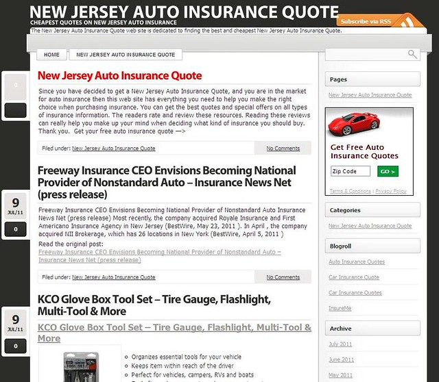 Cherry Godfrey Car Insurance
