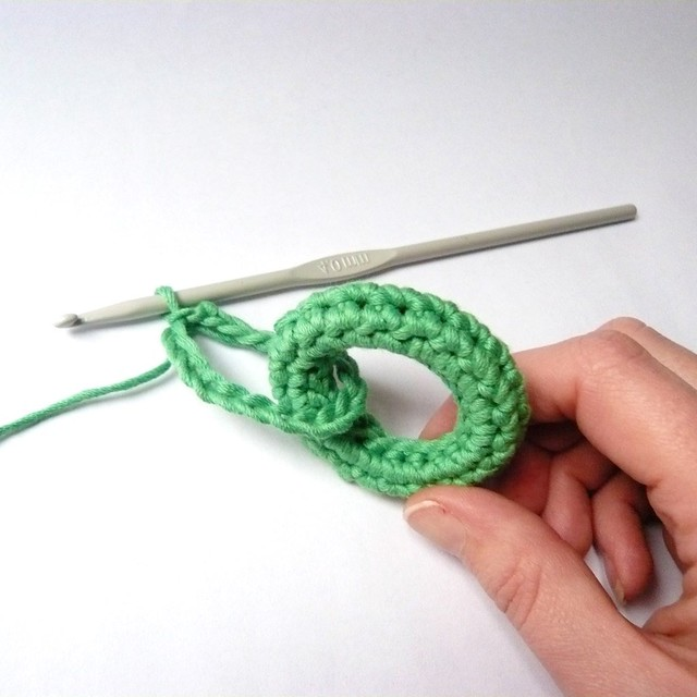 Crochet Chain : Crochet Chain Link Necklace Tutorial Flickr - Photo Sharing!