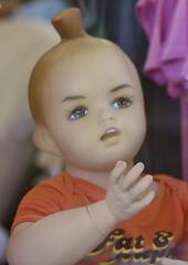 baby mannequin