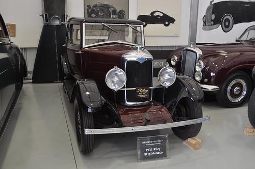 1931 Riley 9Hp Monaco