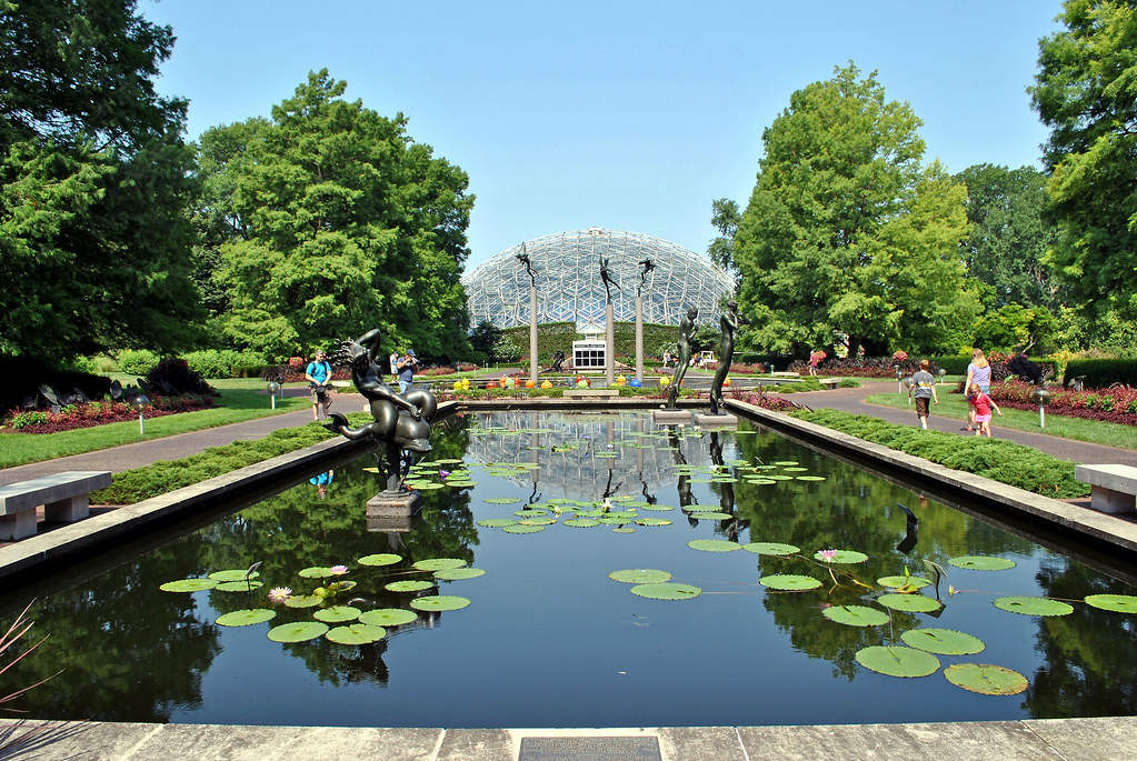 Serene nature at the missouri botanical garden photos - Missouri botanical garden st louis mo ...