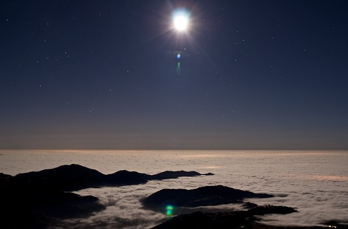 moon moonset nikond5100